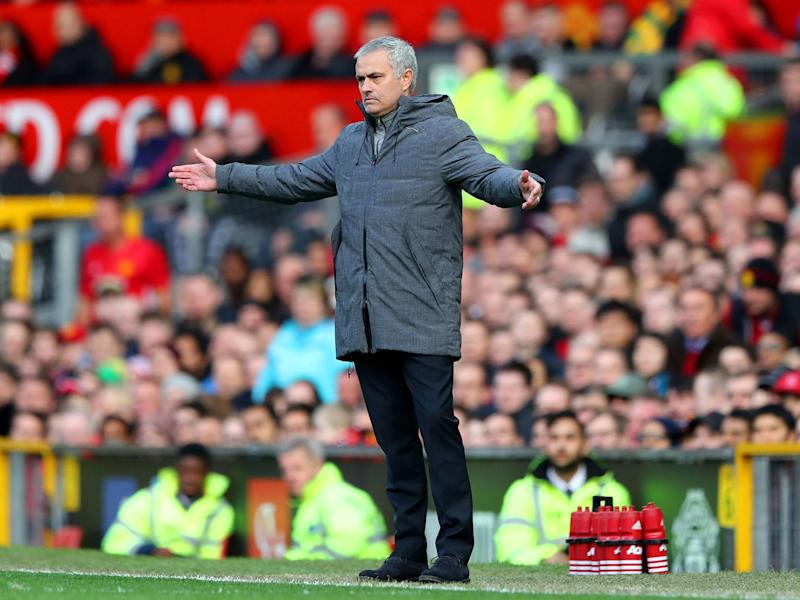 Mourinho admitted to feeling a sense of Déjà vu again: Getty