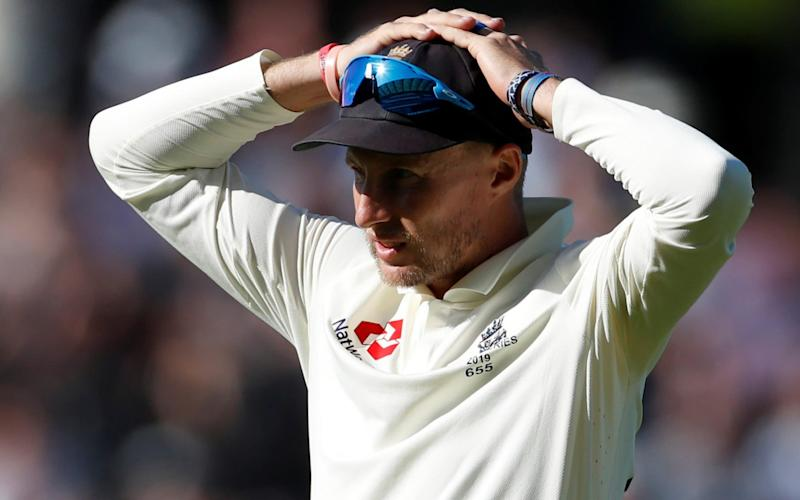 England are in a hole of their own making at Headingley and their chances of regaining the Ashes hang by the slenderest of threads - Action Images via Reuters