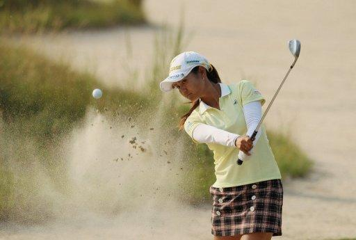 Japan's Ai Miyazato currently heads the LPGA money list with $1,059,331