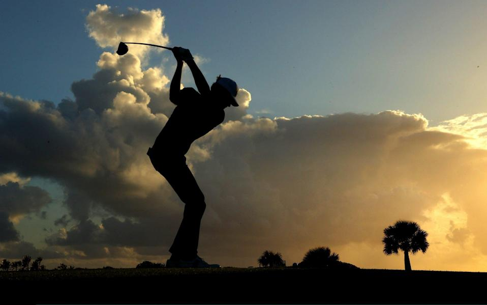Can I play golf now? Latest lockdown advice as outdoor sport rules ease - GETTY IMAGES