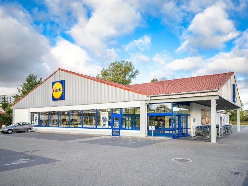 Lidl is now the UK's seventh largest grocer: Shutterstock