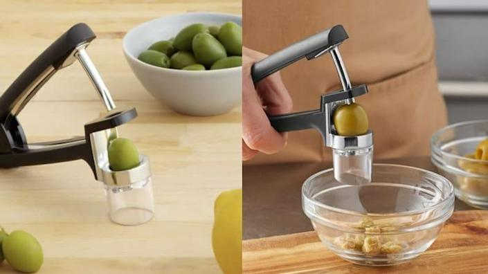 Olives, made easy.