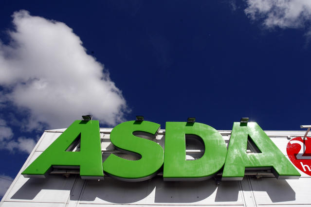 Walmart said it was considering the sale of Asda, its wholly owned subsidiary. (AP Photo/Tom Hevezi)