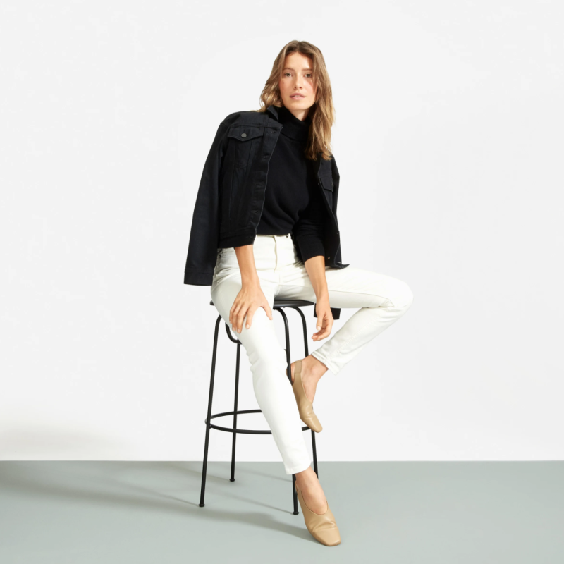 Save up to 40% on Everlane jeans with their Summer Sale event.