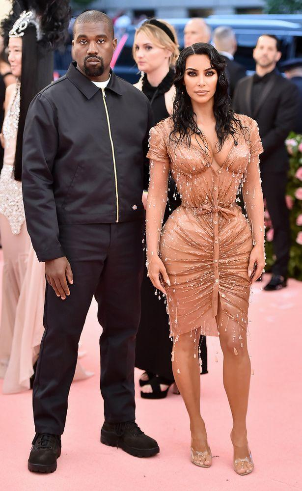 Kanye West, Kim Kardashian West | Theo Wargo/WireImage