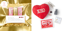 """<p>Valentine's Day is the time to show those you love most just how much you appreciate them. And whether you're single or in a relationship, there's definitely one person you shouldn't overlook on this special day — your <a href=""""https://www.goodhousekeeping.com/holidays/valentines-day-ideas/g5002/valentine-gifts-for-friends/"""" rel=""""nofollow noopener"""" target=""""_blank"""" data-ylk=""""slk:best friend"""" class=""""link rapid-noclick-resp"""">best friend</a>. Finding the perfect <a href=""""https://www.goodhousekeeping.com/holidays/valentines-day-ideas/a30390455/what-is-galentines-day-parks-and-rec/"""" rel=""""nofollow noopener"""" target=""""_blank"""" data-ylk=""""slk:Galentine's Day"""" class=""""link rapid-noclick-resp"""">Galentine's Day</a> gift doesn't have to be a stressful experience, especially considering that you're spending most of your time together virtually right now. Stay connected and impress your #1 bud with any of these inexpensive gifts (<a href=""""https://www.goodhousekeeping.com/holidays/gift-ideas/g394/gifts-under-10/"""" rel=""""nofollow noopener"""" target=""""_blank"""" data-ylk=""""slk:several fall under $10"""" class=""""link rapid-noclick-resp"""">several fall under $10</a>) that'll put a smile on their face and remind them of just how much they mean to you. This list of Galentine's Day gifts has something for everyone, including the fashionista in your circle, the <a href=""""https://www.goodhousekeeping.com/holidays/gift-ideas/g4708/wine-gifts/"""" rel=""""nofollow noopener"""" target=""""_blank"""" data-ylk=""""slk:wine enthusiast"""" class=""""link rapid-noclick-resp"""">wine enthusiast</a>, and the lovable jokester. <br></p>"""