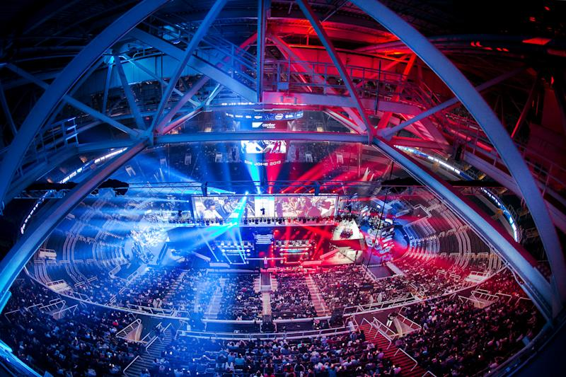 Only the fans can keep League of Legends at IEM (ESL/Patrick Strack)