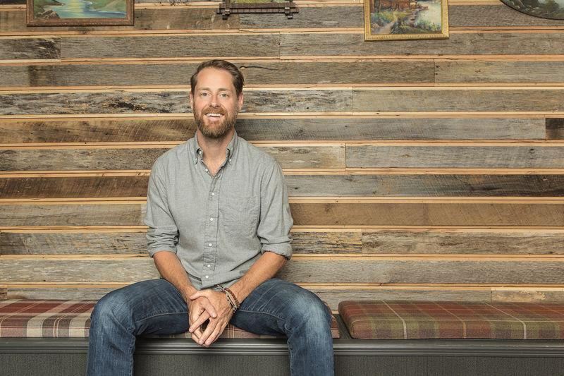 CEO of Hootsuite Ryan Holmes is seen in this undated handout photo. Hootsuite/Handout via REUTERS