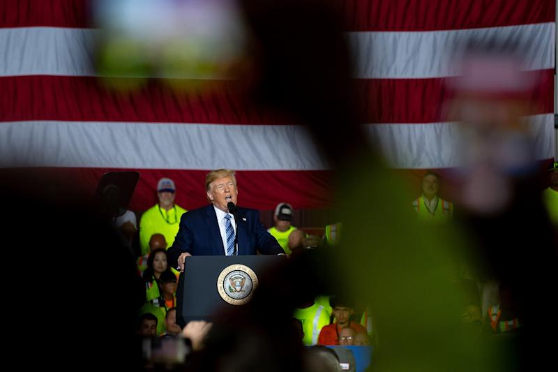 The Economy Under Trump Is Very Good. But Don't Get Too Comfortable