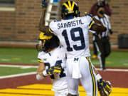 Michigan's Receivers Embracing Downfield Blocking: 'Give That Extra Effort'