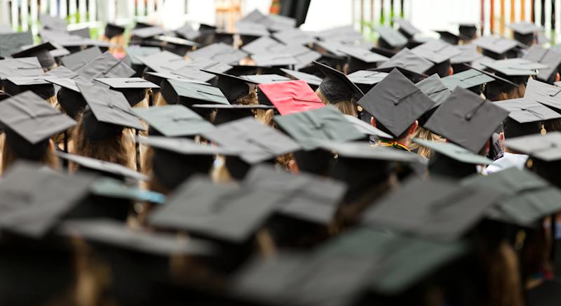 Student loan debt is a growing crisis in the U.S. (Courtesy: Getty)