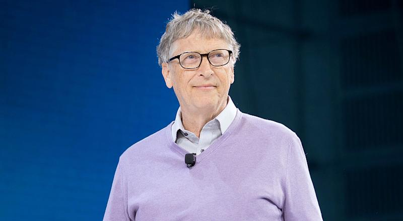 Demise: Microsoft Co-founder Bill gates' father breathes his last