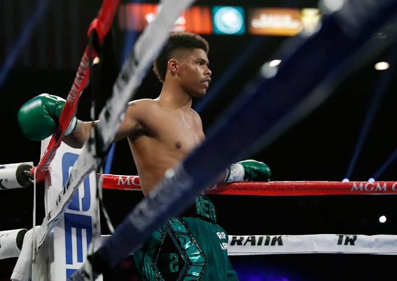 Shakur Stevenson's bout with Miguel Marriaga on Saturday, along with a second card on Tuesday, has been canceled amid the coronavirus outbreak.