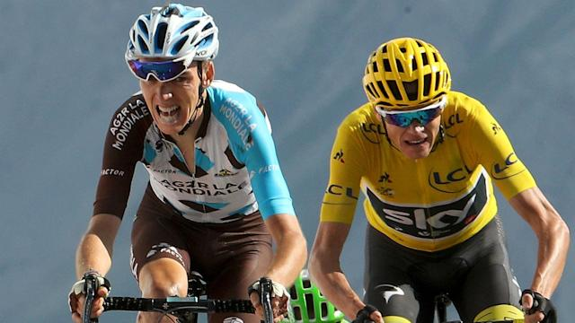 Romain Bardet believes the furore surrounding Chris Froome's drugs test at the Vuelta a Espana will further damage cycling's credibility.