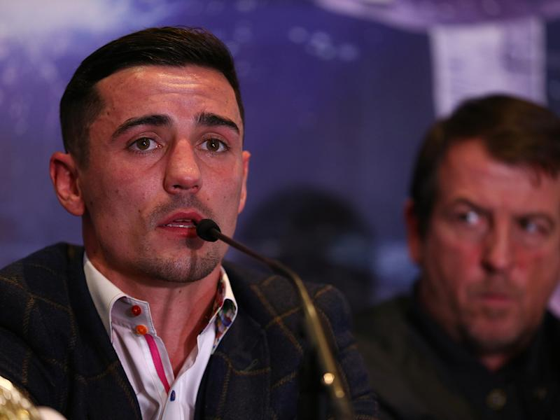 Anthony Crolla believes he can beat Jorge Linares at the second time of asking: Getty