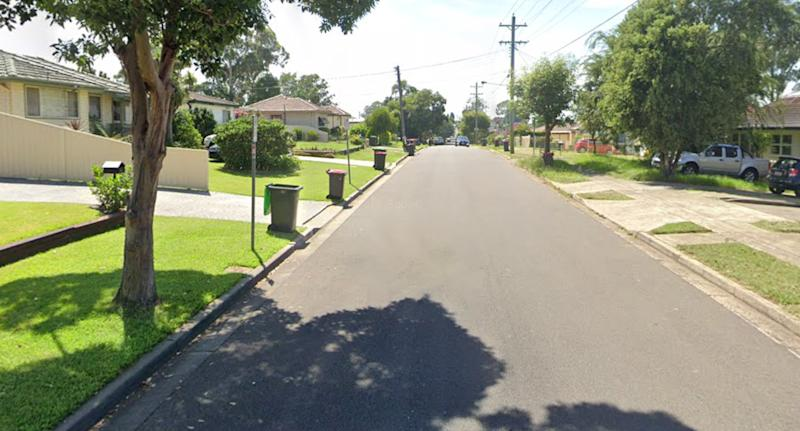 The woman was found dead in a home in Barlow Street, Cambridge Park. Source: Google Maps