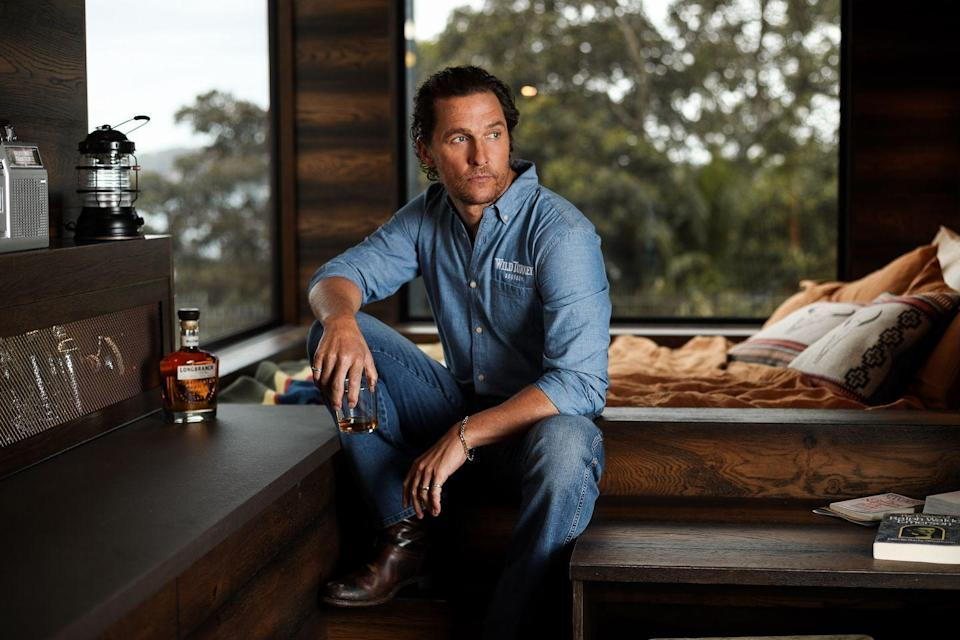 "<p>Admittedly, this is the most Matthew McConaughey first job that Matthew McConaughey could have. Before his southern drawl and favorite phrase was known around the world, the star was responsible for cleaning the sand traps at the Oak Forest Country Club in Texas. </p><p>He told <em><a href=""https://www.youtube.com/watch?v=lLFmu0UpE7Y"" rel=""nofollow noopener"" target=""_blank"" data-ylk=""slk:GQ"" class=""link rapid-noclick-resp"">GQ</a></em> that the greenskeeper later told him the club was having trouble with armadillos eating the greens at night, and that he would give the Academy Award winner a gun and he should feel free to take out any of the animals he saw trespassing on the course. </p>"
