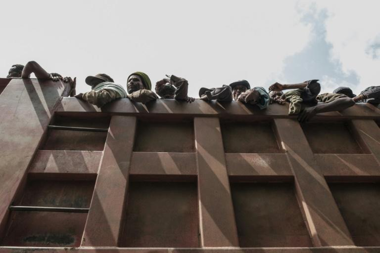 Members of the Amhara militia are ready to go on the 'attack' according to Amhara government spokesman Gizachew Muluneh