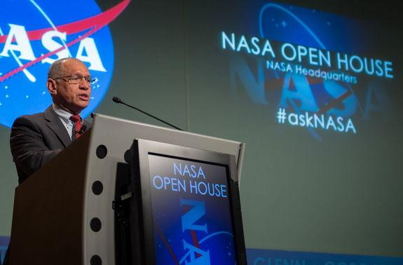 NASA Chief Lauds Obama's Climate Change Plan