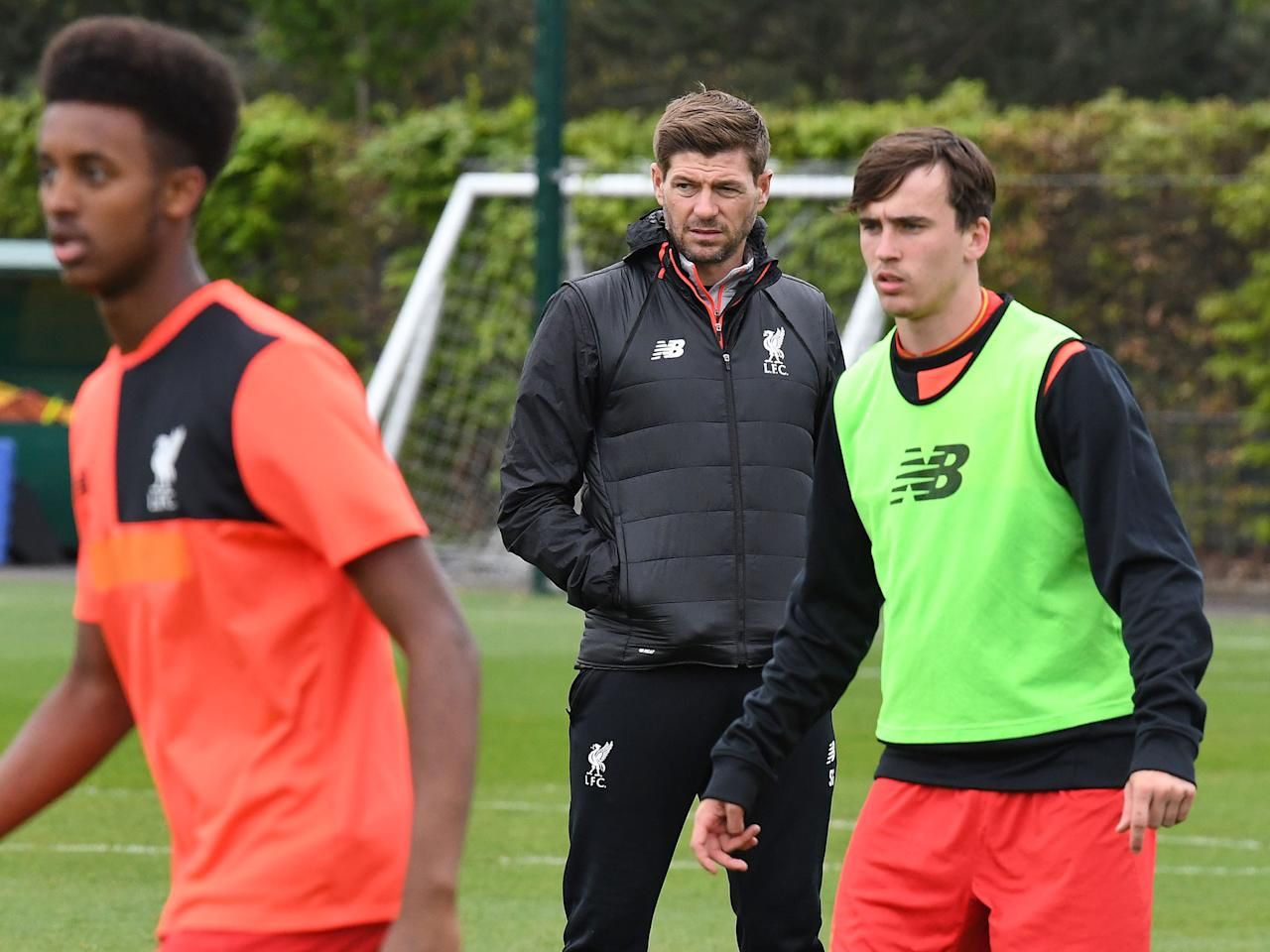 Steven Gerrard: To play for Liverpool you've got to be world class