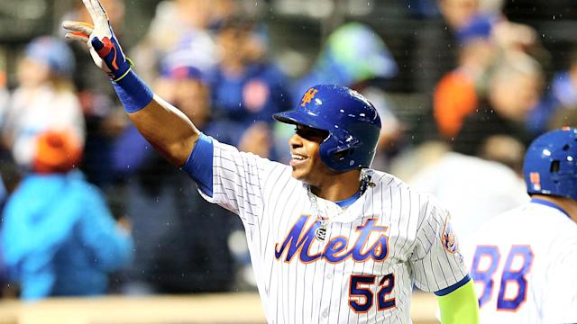 """""""I've been so far on 14 different teams. And for me, this team, this year, is the best,"""" Cespedes said."""