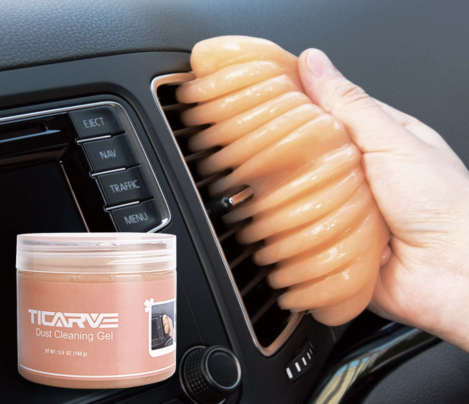 Tricarve Cleaning Gel for Car Detailing  - Amazon.