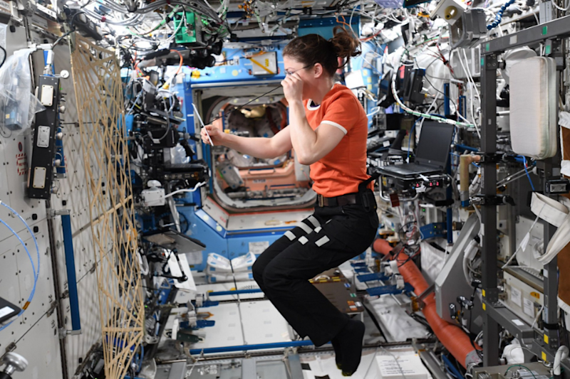 No 'Space' For Sexism: NASA Astronaut To Set Record For Longest Spaceflight By a Woman