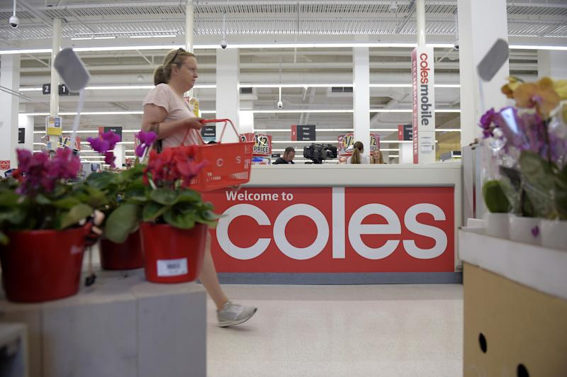 Coles supermarket early Christmas release