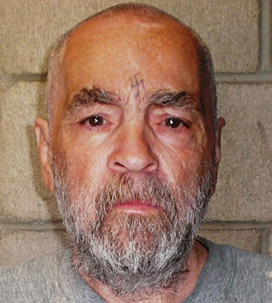 A 2009 handout photo of Charles Manson released by the California State Prison, Corcoran (AFP Photo/HO)
