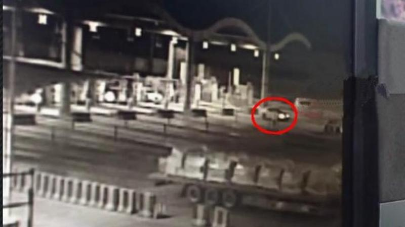 Man vs machine: Chinese driver hurtles down highway in unstoppable car after auto-cruise function takes over