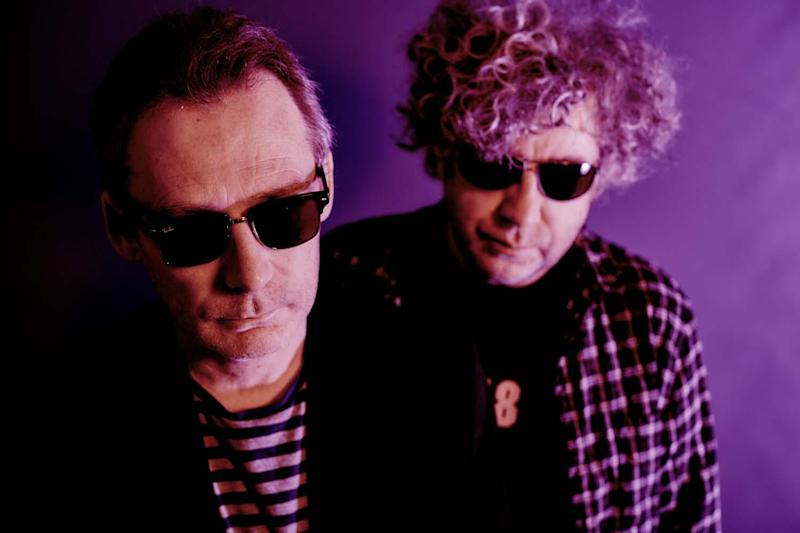 New album: The Jesus and Mary Chain have released Damage and Joy