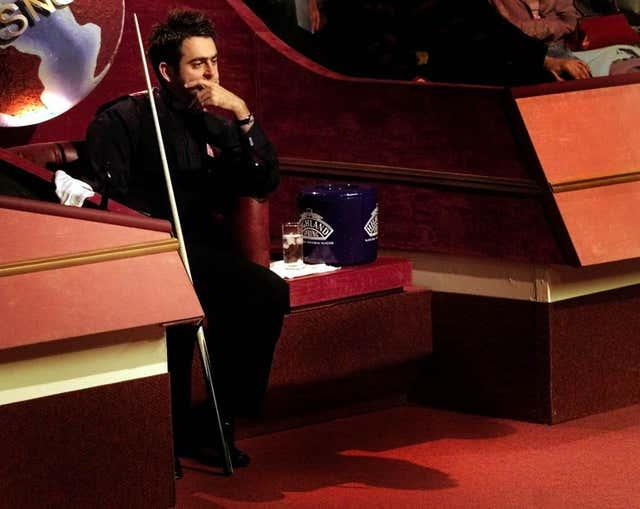 The Embassy World Snooker Championships