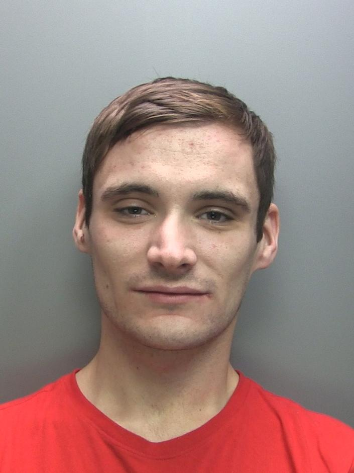 Aaron Graham was also jailed for his part in the attack. (SWNS)