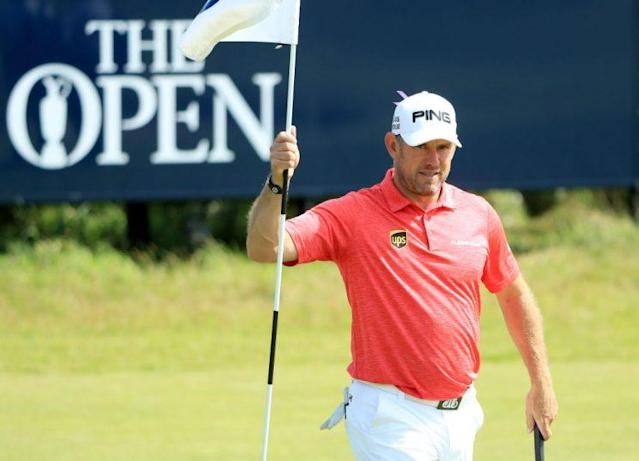 "<a class=""link rapid-noclick-resp"" href=""/golf/european/players/Lee+Westwood/302"" data-ylk=""slk:Lee Westwood"">Lee Westwood</a>. (Getty)"