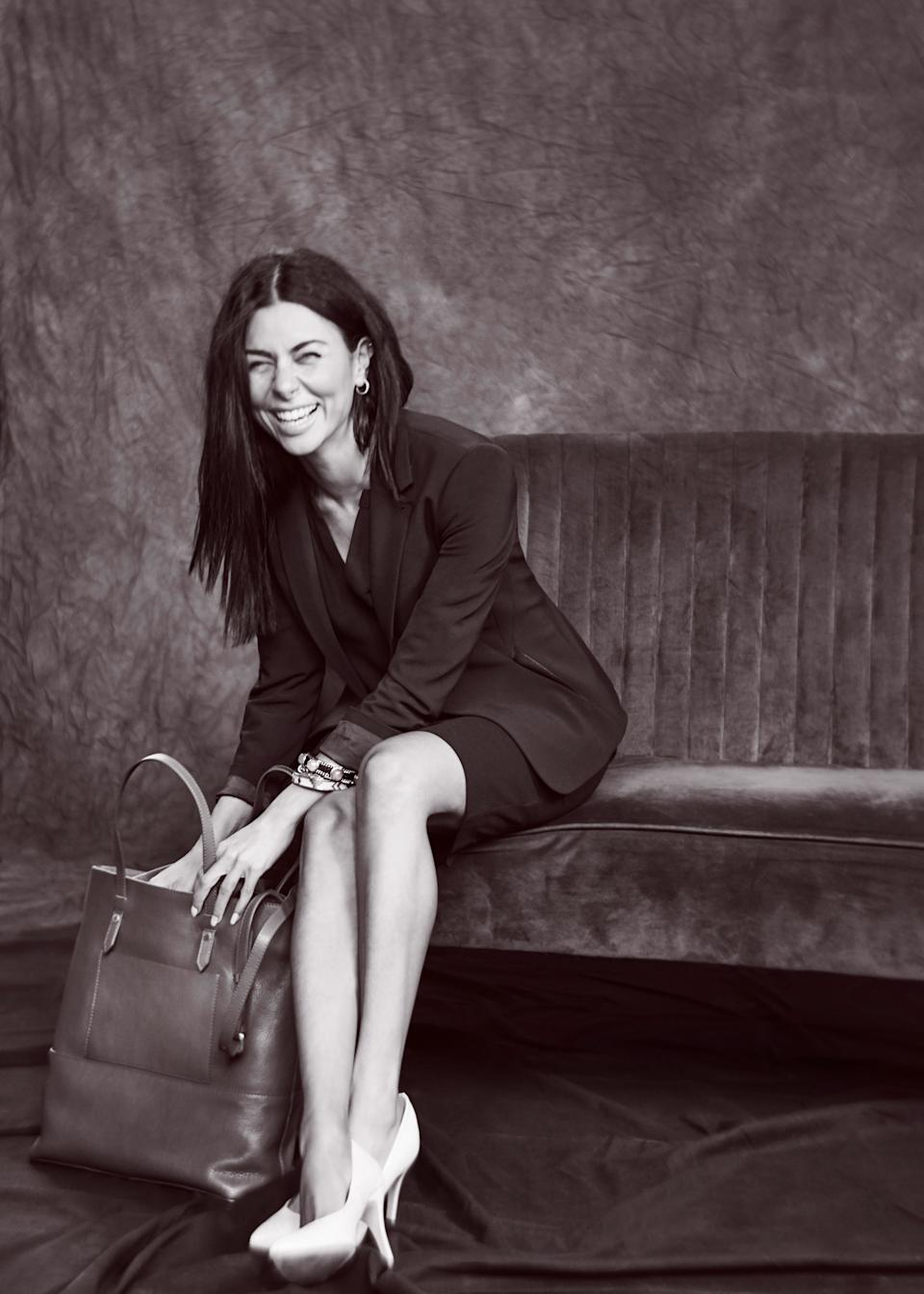 The collection has been designed for working women [Photo: Jenny Zarins]