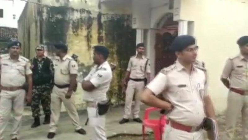 AK-47 Rifle, Explosives Recovered From Mokama MLA Anant Singh's Residence Near Bihar's Patna, Bomb Squad Called