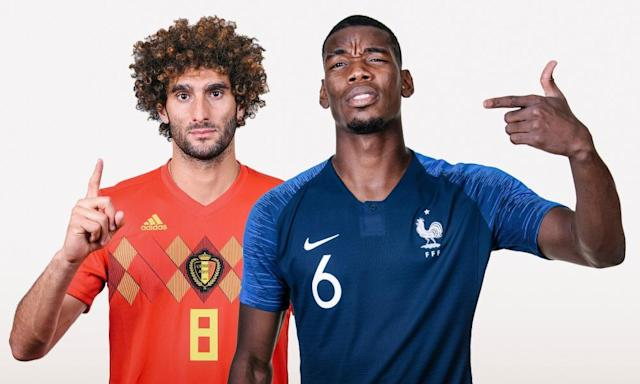 Fellaini v Pogba and the problem of playing a club-mate for your country