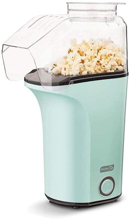<p>This retro <span>Dash DAPP150V2AQ04 Hot Air Popper Popcorn Maker</span> ($17, originally $20) makes 16 cups of popcorn! Movie night just got an upgrade.</p>