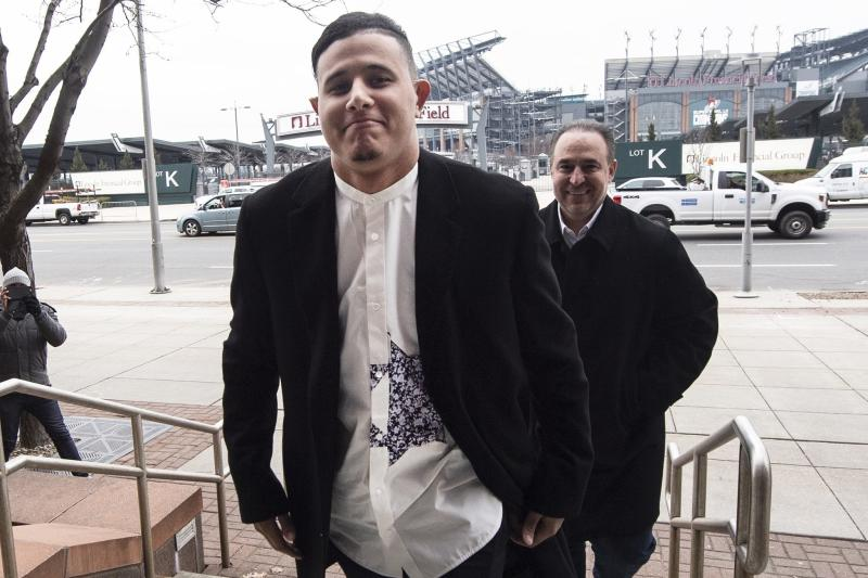One week after his visit to Philadelphia, free-agent Infielder Manny Machado reportedly loses interest in playing there. (AP)