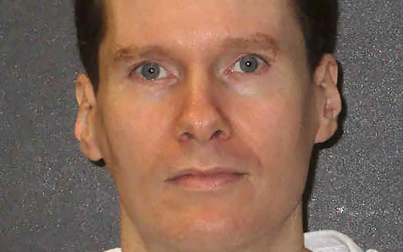 Billy Joe Wardlow, 45, was scheduled to die by lethal injection - REUTERS/Handout