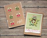 """<p>You can easily create an array of unique cards using mini laser cut wooden shapes and a little bit of craft paint. </p><p><em>Get the tutorial at <a href=""""https://www.thecraftpatchblog.com/handmade-christmas-card-ideas/"""" rel=""""nofollow noopener"""" target=""""_blank"""" data-ylk=""""slk:The Craft Patch Blog"""" class=""""link rapid-noclick-resp"""">The Craft Patch Blog</a>.</em></p><p><a class=""""link rapid-noclick-resp"""" href=""""https://www.amazon.com/Finishing-Accents-23464-Christmas-Multicolor/dp/B01LZJ6JND?tag=syn-yahoo-20&ascsubtag=%5Bartid%7C10072.g.34351112%5Bsrc%7Cyahoo-us"""" rel=""""nofollow noopener"""" target=""""_blank"""" data-ylk=""""slk:SHOP WOODEN SHAPES"""">SHOP WOODEN SHAPES</a></p>"""