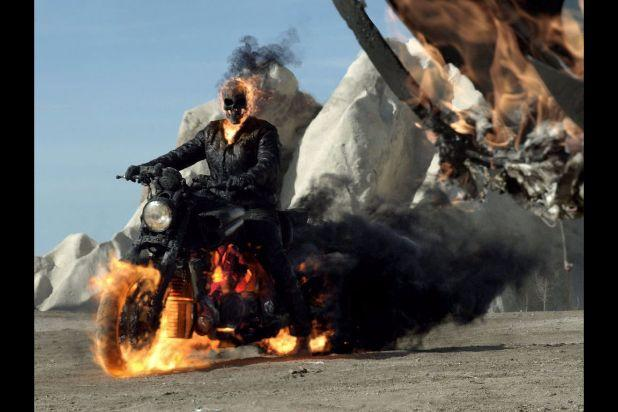 every marvel movie ever ranked ghost rider spirit of vengeance