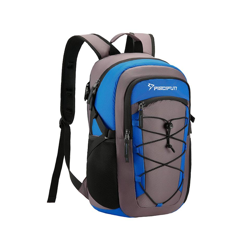 Piscifun Insulated Cooler Backpack. (Photo: Amazon)