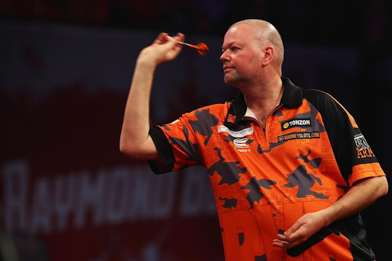 Raymond van Barneveld (Getty Images)