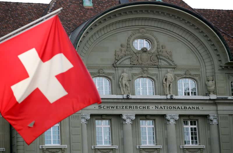 Coronavirus triggers record losses for Swiss central bank