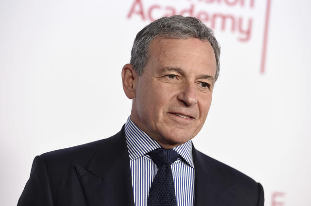 Bob Iger (Credit: Jordan Strauss/Invision for the Television Academy/AP Images)