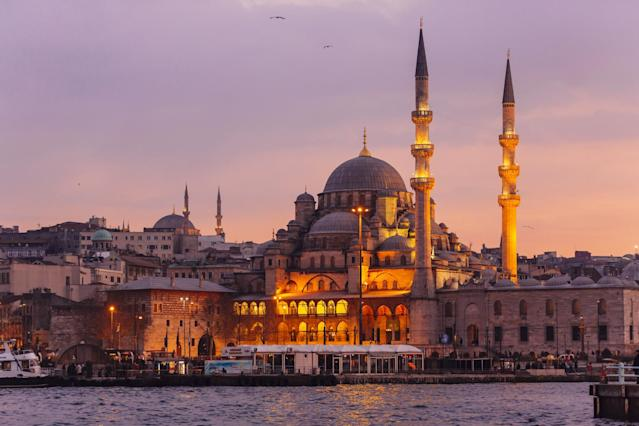 <p>No. 4: Turkey<br> Average cost per 100 km: $6.28<br> (Photo: Getty) </p>