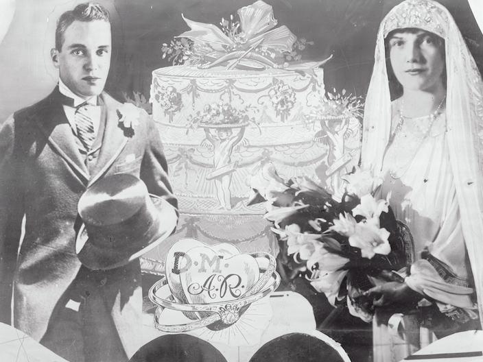 """<p>Abby, daughter of John D. Rockefeller, Jr. and Abigail Green Aldrich, married banker David Milton in 1925. The wedding was a *huge* news-making affair, with 1,200 guests at the reception in NYC. And you'll love this: The bride broke with tradition and <a href=""""http://www.nytimes.com/1976/05/29/archives/abby-rockefeller-mauze-philanthropist-72-is-dead.html"""" rel=""""nofollow noopener"""" target=""""_blank"""" data-ylk=""""slk:insisted"""" class=""""link rapid-noclick-resp"""">insisted</a> that the word """"obey"""" be removed from her marriage vows. Pretty cool.</p>"""