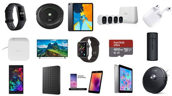 Apple Watch Series 4, FitBit Charge 3, and more deals for