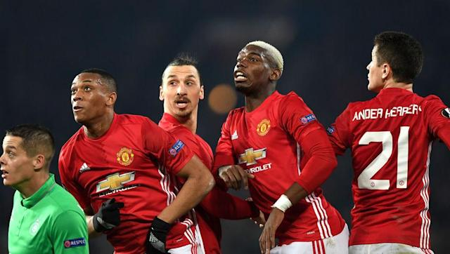 <p>Zlatan's story has been a fantastic one, but his success has been so great that United are now over-reliant on him for goals. Inspiration can be found in any one of Henrikh Mkhitarayan, Juan Mata, Marcus Rashford, Anthony Martial, or Paul Pogba, but all season these players have clearly had a focal point in the iconic Swede. </p> <br><p>Zlatan's insistence on being evergreen has stifled the progress of both Rashford and Martial, and has outcast Rooney massively. Behind Zlatan in the scoring tables is Juan Mata, with 10 goals, but the gap is a big one, and they need to find more outlets, or they risk becoming predictable. </p> <br><p>With Ibrahimovic currently serving a three match ban after elbowing Tyrone Mings, in retaliation for the defender for falling on him, Mourinho's hand will be forced, as now he has to look for other options, but if these options come off, they can only help the Red Devils' march on the top four. </p>